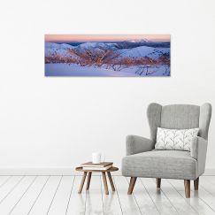 Alpine Sunrise | Canvas Print by Scott Leggo