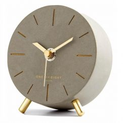 Angelo Silent Mantel Clock