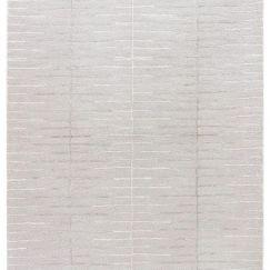 Antique White/Silver | Hand Tufted Wool & Art Silk Rug