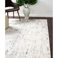 Apsley Rug | White by Rug Addiction