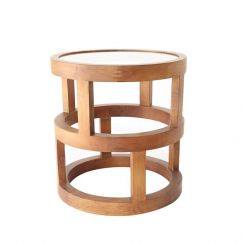 Arlo Side Table | by Black Mango