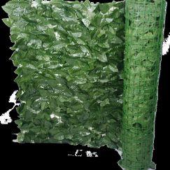 Artificial Ivy Rolls (Peach Leaf)   3m x 1m