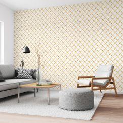 Bamboo Lattice | Wallpaper