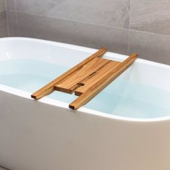 Bath Caddy | Spotted Gum