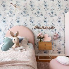 Belle Swan Bleu Wallpaper