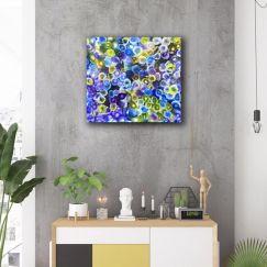 Bluethumb Original | Aqueous Bloom VIII | Original Painting by Jacquelyn Stephens