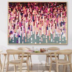 Bluethumb Original | Blossom 152x102 by Sophie Lawrence | Framed