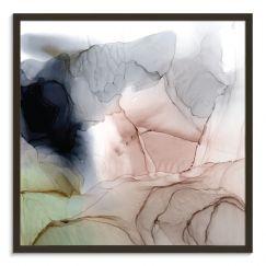Blush   Fern Siebler   Framed Art Print   SALE