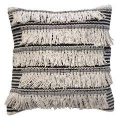 Boho Twine Cushion | by Canvas & Sasson