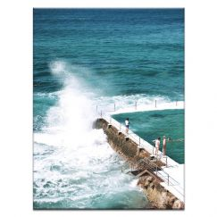 Bondi Baths | Prints and Canvas by Photographers Lane