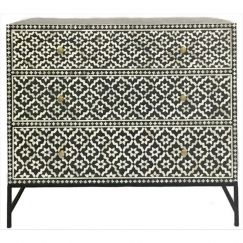 Bone Inlay Smith Sideboard