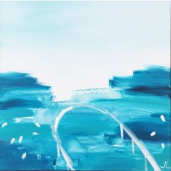 Bright Balmoral | Original Artwork on Canvas