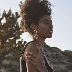 Brit Earrings Gold