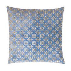 Casbah Cushion   Powder Blue