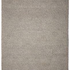 Cashmere Burberry Rug | Pearl - PREORDER now for End of February 2021