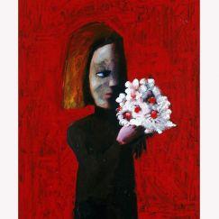 Charles Blackman | The Presentation | Art Prints | Unframed