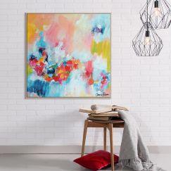 Chasing Waterfalls | Amira Rahim | Canvas or Print by Artist Lane