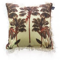 Coco Cabana Cushion | 45cm natural