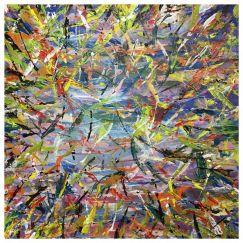 Colourtackular | Original Artwork | by Andrew Grassi Kelaher