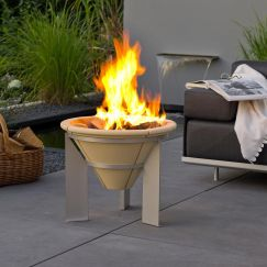 Comfy Brazier - Fire Pit | by DENK Ceramics