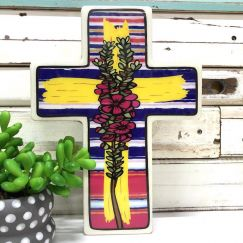 Cross | Large Geraldton Wax Mex