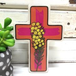 Cross | Small Wattle Pop