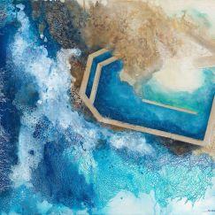 Curl Curl Ocean Pool | Art Print