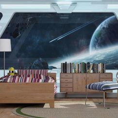 Deep Space - Full Wall Mural