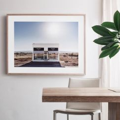 Desert Mall | Limited Edition Print | Framed or Unframed | by Blacklist
