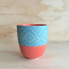 Droplet Coffee Cup