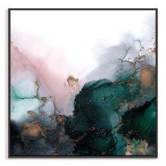 Emerald Valley | Fern Siebler | Canvas or Print by Artist Lane