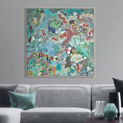 Empiezo A Ver 2 | Lia Porto | Canvas or Print by Artist Lane