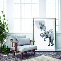 """""""Eternal """" Elephant 