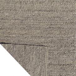 Etna Stone Handmade Rug | Concrete Grey