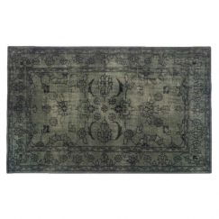 Extra Overdyed Rug | Army Green | HK Living