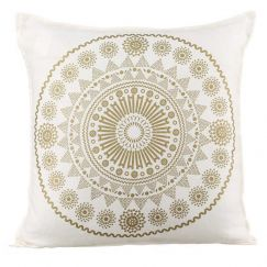 Feliz Cushion | White
