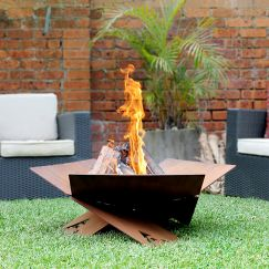 Fire-Away 'Original' Fire Pit | Welded