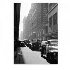 Flinders Lane | Photographic Print by Zetta Florence