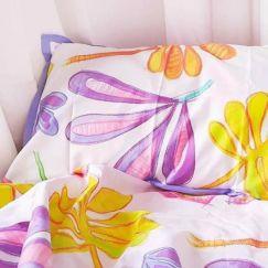 Fluttering Blooms Quilt Cover Set