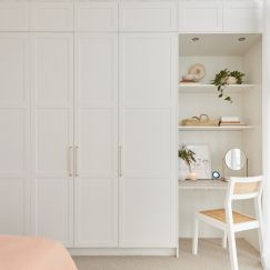 Freedom Wardrobes | Guest Room 2 Wardrobe | Andy and Deb