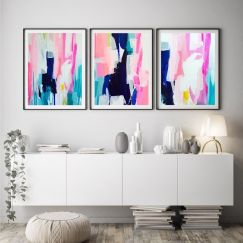Garden of Enid Print Trio | Unframed Set of 3 Prints