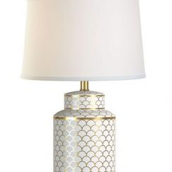 Geo Gold Table Lamp
