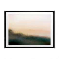 Golden Hour | Framed Art Print