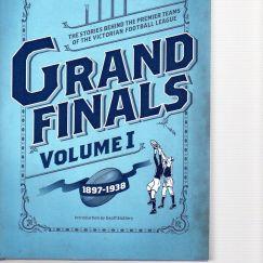 Grand Finals 1897-1938