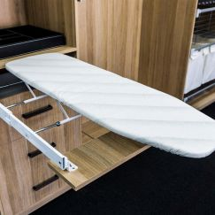 Hafele Ironfix Ironing Board | Drawer Mounted