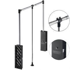 Hafele Professional Wardrobe Lift