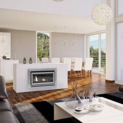 High Output Gas Fireplace | DL Series | DL850