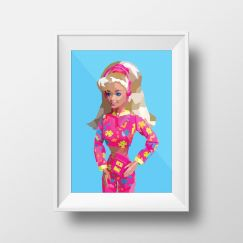 I'm your Dolly | Art Print | Framed and Unframed
