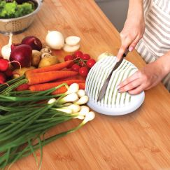 Instant Salad Chopping Maker