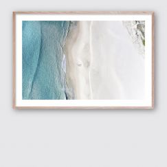 Isolation 1 | Framed Giclee Art Print by Wall Style